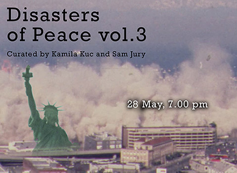 Short films curated by Kamila Kuc and Sam Jury